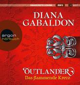 Outlander - Das flammende Kreuz, 9 MP3-CDs