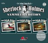 Sherlock Holmes Sammler Edition. Folge.10, 3 Audio-CD