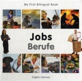 My First Bilingual Book - Jobs: English-polish