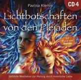Lichtbotschaften von den Plejaden. Vol.4, 1 Audio-CD