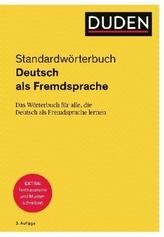 Duden - Deutsch als Fremdsprache - Standardwörterbuch