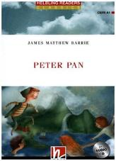 Peter Pan, mit Audio-CD, m. 1 Audio-CD