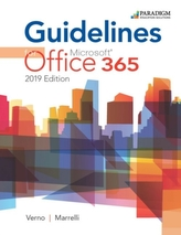 Guidelines for Microsoft Office 365, 2019 Edition