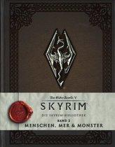 Die Skyrim-Bibliothek: Menschen, Mer und Monster. Tl.2