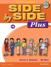 Side by Side Plus 4 Activity Workbook with CDs
