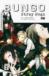 Bungo Stray Dogs. Bd.6