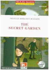 The Secret Garden, m. Audio-CD