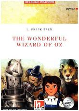 The Wonderful Wizard of Oz, m. Audio-CD