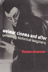 Weimar Cinema and After