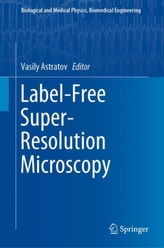 Label-Free Super-Resolution Microscopy