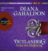 Outlander - Echo der Hoffnung, 9 Audio-CDs, MP3 Format