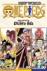 One Piece (Omnibus Edition), Vol. 30