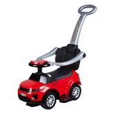 Dětské hrající jezdítko 3v1 Bayo Sport Car red