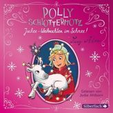 Juchee - Weihnachten im Schnee!, 2 Audio-CDs