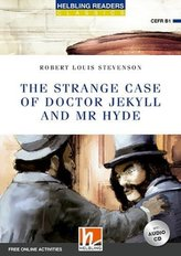 The Strange Case of Doctor Jekyll and Mr Hyde, m. Audio-CD