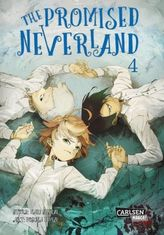 The Promised Neverland. .4