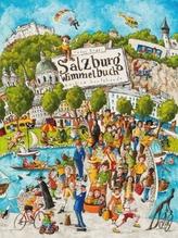 Salzburg Wimmelbuch