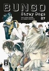 Bungo Stray Dogs. Bd.7