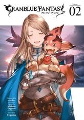 Granblue Fantasy (manga) 2
