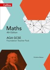 GCSE Maths AQA Foundation Teacher Pack