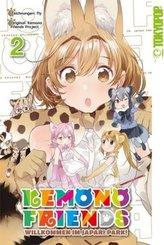 Kemono Friends. Bd.2