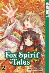 Fox Spirit Tales. Bd.2