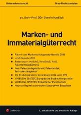 Marken- und Immaterialgüterrecht