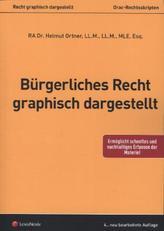 Bürgerliches Recht - graphisch dargestellt (f. Österreich)