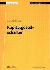 Kapitalgesellschaften (f. Österreich)