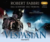 Vespasian: Das Schwert des Tribuns, 1 MP3-CD