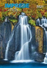 Kalendář 2021 - Imprese vody, nástěnný