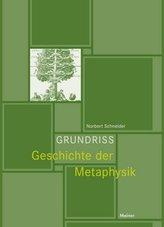 Grundriss Geschichte der Metaphysik