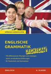 Englische Grammatik gecheckt! 6. Klasse