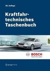 Kraftfahrtechnisches Taschenbuch