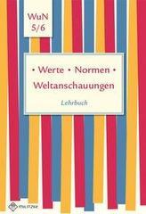 Werte . Normen . Weltanschauungen. Lehrbuch. Niedersachsen