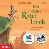 Der kleine Ritter Trenk. 4 CDs