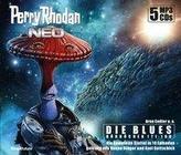 Perry Rhodan NEO 171 - 180 Die Blues
