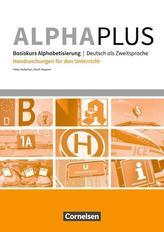 Alpha plus - Basiskurs A1 - Handreichungen für den Unterricht