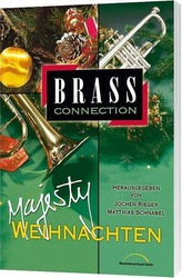 Majesty Weihnachten - Notenausgabe