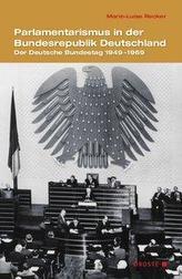 Parlamentarismus in der Bundesrepublik Deutschland