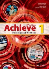 Achieve 2nd Edition 1: Student Book, Workbook and Skills Book