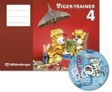 Tiger-Trainer 4 - Arbeitsheft mit CD-ROM Mathetiger Basic 4, Version 2.1