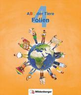 ABC der Tiere 4 - Folien Sprachbuch · Neubearbeitung
