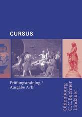 Cursus Ausgabe A/B/N - Prüfungstraining 3