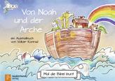 5er-Pack: Mal die Bibel bunt - Von Noah und der Arche