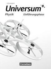Universum Sekundarstufe II - Einführungsphase - Niedersachen - Lösungen zum Schülerbuch