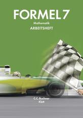 Formel 7 neu Arbeitsheft