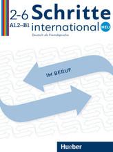 Schritte international Neu 2-6 / im Beruf. Kopiervorlagen