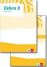 Zebra 2. Paket: Lehrerband zum Buchstabenheft, Kopiervorlagen zum Buchstabenheft Klasse 1