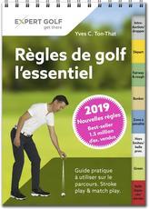 Régles de golf, l'essentiel 2019